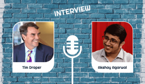 Society 3.0: An Exclusive Interview With Tim Draper by Akshay Aggarwal, Co-founder of Blockchained india