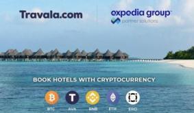 Binance-Backed Travala.com Announces Strategic Partnership with Expedia