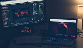 Bitcoin (BTC) & Crypto Briefly Knocked Down by New COVID19 Cases
