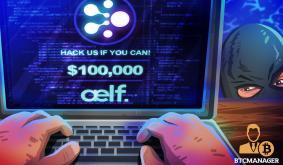 aelfs Hacker Bounty Phase 2 Kicks Off