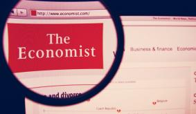 The Economist advertises controversial crypto project HEX