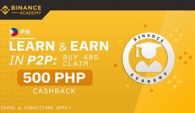 Binance Academy PH: Learn and Earn in P2P
