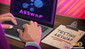 aelf is Testing AESwap Internally