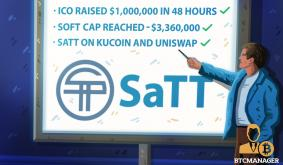 A Look Back at the 2 Years SaTT Journey on the Token Sale Market