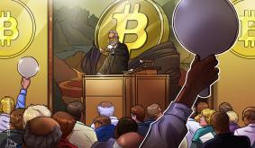 Christies to sell its first non-fungible-token as part of epic Bitcoin artwork