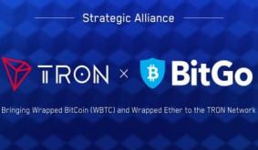 TRON and BitGo Strategic Alliance Takes DeFi to New Heights