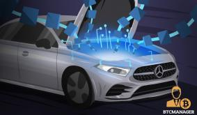 Mercedes Benz Maker Actively Using Blockchain Technology in Its Processes