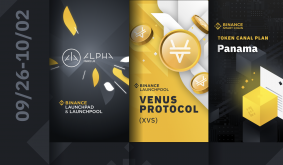Binance Weekly Report: Two New Launchpool Projects