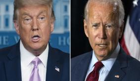 Trump or Biden? Cryptocurrency Prediction Market for the US 2020 Election