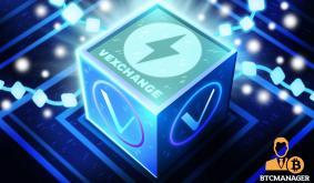 VeChain Launches First DEX on VeChainThor Blockchain