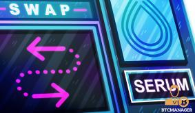 Swap Automated Market Maker Launches on Serum DeFi Platform