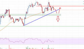 Bitcoin Cash Analysis: Correcting Gains, Key Supports Nearby
