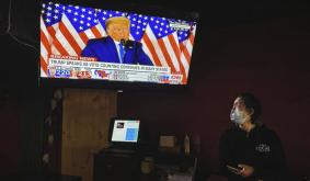 Just Another Day for Bitcoin as US Election Slides Into Discord, Division