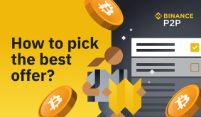 5 Tips on How to Pick the Best Offer When You Buy Bitcoin on Binance P2P