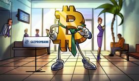 Russias Gazprombank debuts Bitcoin trading in Switzerland
