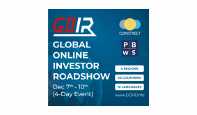 Coinstreet Partners Collaboration with Magic Circle to Promote GOIR ( Global Online Investor Roadshow ) in China and Japan markets