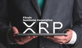 XRP to Be Used in Demo Experiment by FXcoin and Sumitomo Corporation