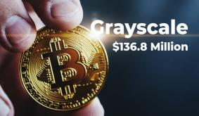 Grayscale Acquired $136.8 Million in Bitcoin Last Week as Institutions Continue to Embrace BTC