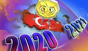 How did the Turkish crypto ecosystem survive 2020?