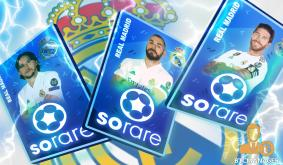 Spanish Football Club Real Madrid Joins Sorares NFT Roster