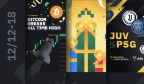 Binance Weekly Report: Bitcoin ATH
