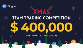 Tis the Season to Trade: Bingbon Gears Up For Xmas Trading Contest