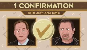 1 Confirmation with Jeff and Dave – a forward-looking view with DJ – TheFinancer.org ! Bitcoin over 23k!
