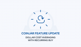Recurring Buys now available on CoinJar in Australia!