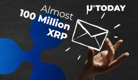 Almost 100 Million XRP Shifted by Ripple, Bitfinex and Coinbase