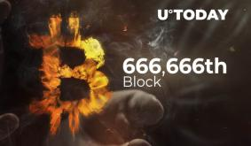 Bitcoin's 666,666th Block Has This Chilling Message