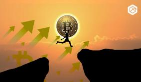BTC Jumps 200% In 3 Months