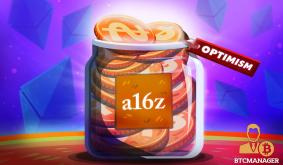 a16z Leads $25 Million Funding Round for Ethereum Layer-2 Scaling Solution Optimism
