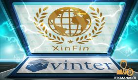 XinFin Collaborates with Vinter To Launch Regulated XDC Index