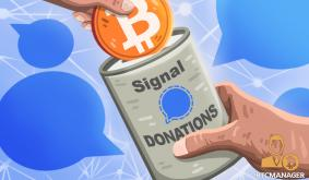 Privacy Messaging App Signal Enables Crypto Donations