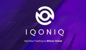 IQONIQ FanEcosystems IQQ lists on Bittrex Global