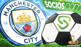 EPL Club Manchester City Unveils Chiliz-Based Fan Engagement Token
