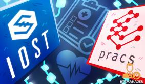 Phase 1 of IOST Integration with Japanese Medical Project Pracs is Successful