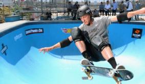 Legendary Skateboarder Tony Hawk to Sale NFT of Trick Footage