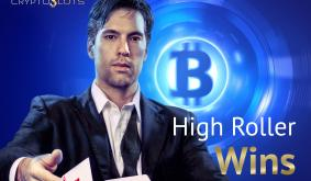 CryptoSlots High Rollers Reap the Rewards of the Cryptocurrency Surge