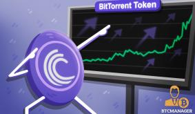 BitTorrent Price Surges Attaining an All-Time High Over the Past Month