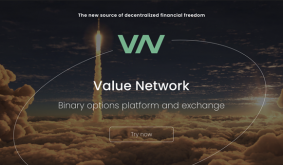 Value Networks Binary Options on Qtum Blockchain Experienced 200x Growth in DeFi