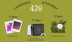 This 420 Cannabis Holiday, Join the Cannabis Revolution Powered By Cryptocurrency