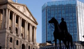 The UK will explore a Bank of England-backed cryptocurrency called 'Britcoin'