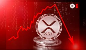 XRP Plunges to $0.8, Erasing Its Massive Rally
