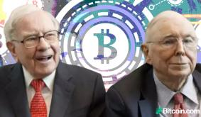 Berkshire Hathaways Charlie Munger Finds Bitcoin 'Disgusting and Contrary to the Interest of Civilization'