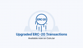Up to 50% off transaction fees for ERC-20 tokens