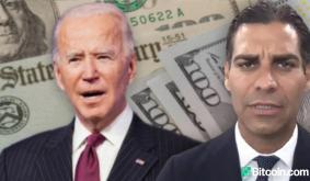Joe Biden's Trillion-Dollar Stimulus Bill Pushes Miami Mayor to Buy Bitcoin