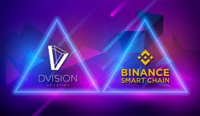 Dvision Network to Launch Cross Chain Bridge Linking Binance Smart Chain and Ethereum