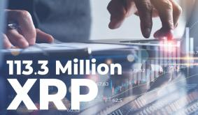 113.3 Million XRP Moved from Ripple ODL Corridors to BitGo and Binance