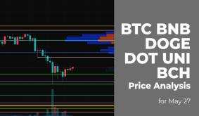 BTC, BNB, DOGE, DOT, UNI and BCH Price Analysis for May 27